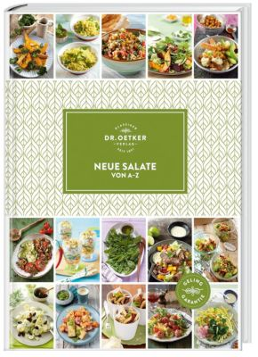 Dr. Oetker Neue Salate von A-Z - Dr. Oetker pdf epub