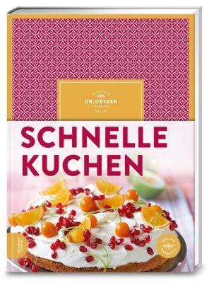 Dr. Oetker Schnelle Kuchen - Oetker |