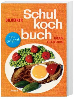 Dr. Oetker Schulkochbuch 1960