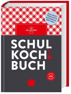 Dr. Oetker Schulkochbuch - Oetker |