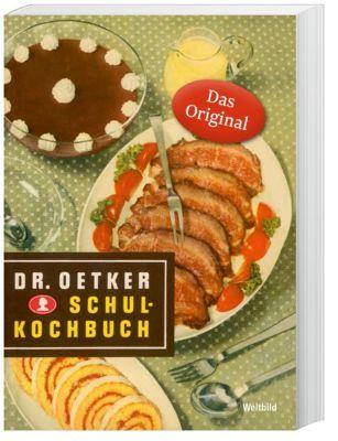 Dr. Oetker Schulkochbuch  -SA