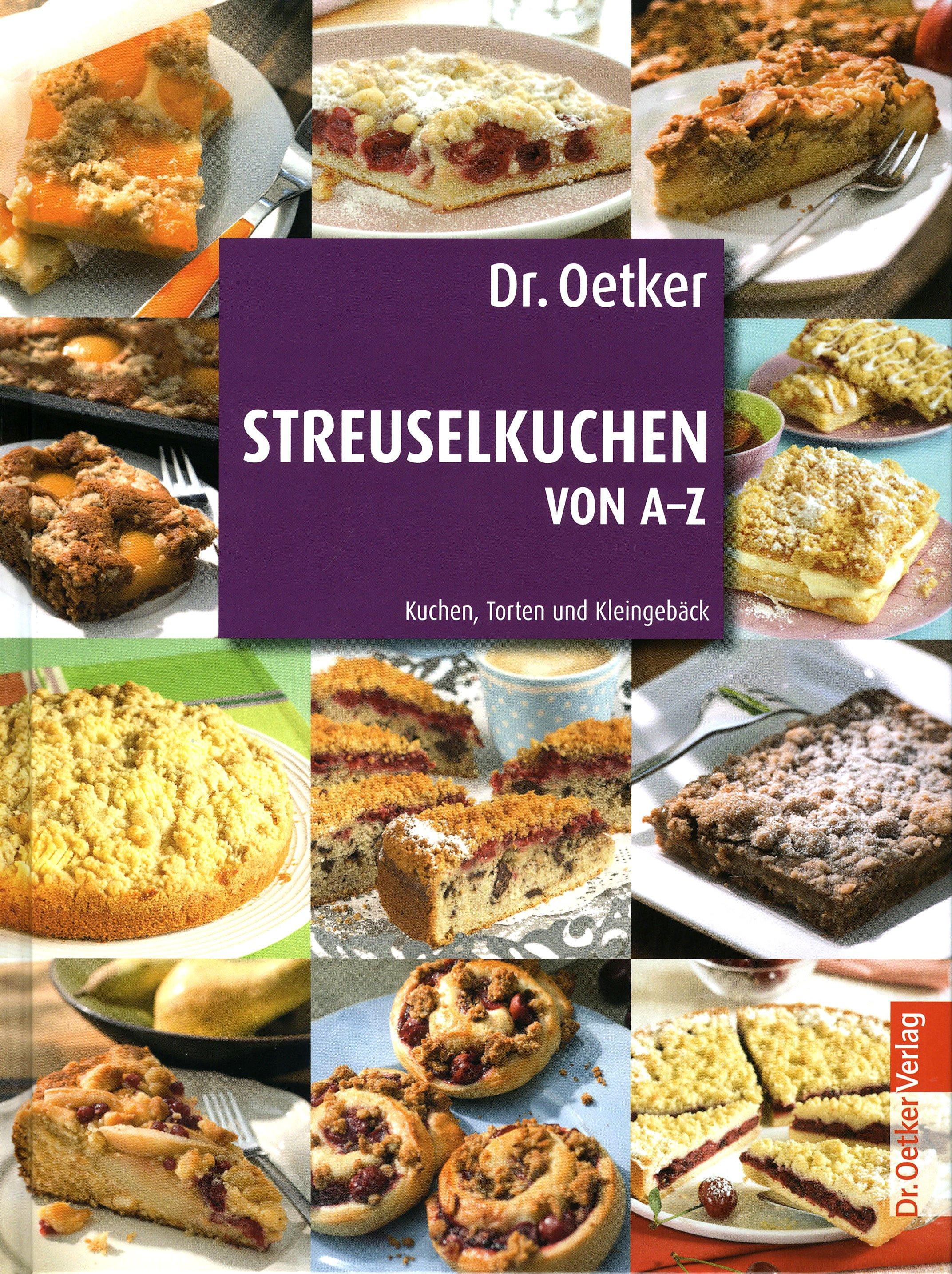 Dr Oetker Streuselkuchen Von A Z Buch Bei Weltbild De Bestellen