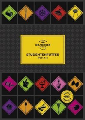 Dr. Oetker Studentenfutter von A-Z - Dr. Oetker pdf epub