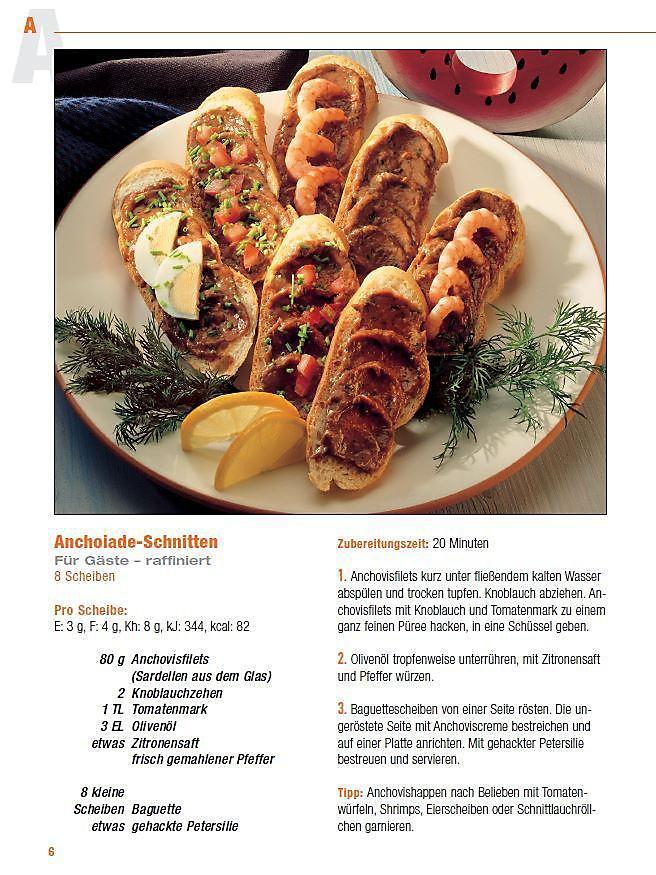 Dr Oetker Vorspeisen Und Snacks Von A Z Buch Portofrei Bestellen