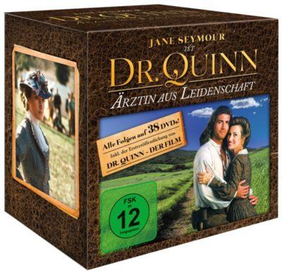 Dr. Quinn: Ärztin aus Leidenschaft - Die komplette Serie