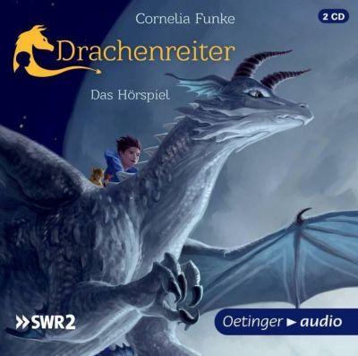 Drachenreiter - Das Hörspiel, 2 Audio-CDs, Cornelia Funke