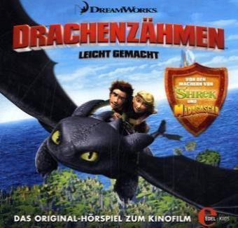 drachenzähmen leicht gemacht, 1 audio-cd hörbuch - weltbild.de