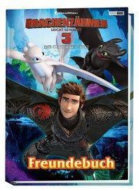 Drachenzähmen leicht gemacht 3: Die geheime Welt: Freundebuch - Panini |
