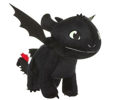 Baby Drachenzähmen Leichtgemacht 3 Ohnezahn 60 Cm Plüsch Glow In The Dark Spielzeug