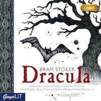 Dracula, 1 MP3-CD, Bram Stoker