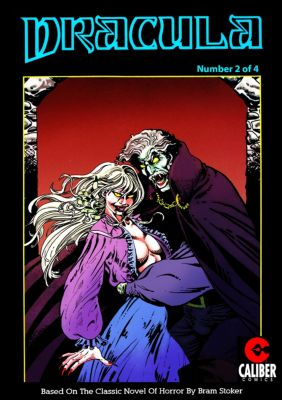 Dracula: Dracula Vol.1 #2, Steven Philip Jones