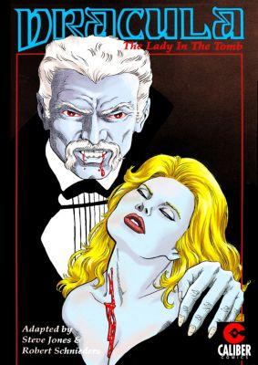 Dracula: Lady in the Tomb: Dracula: Lady in the Tomb Vol.1 #1, Steven Philip Jones