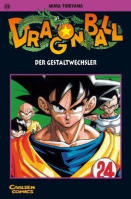 Dragon Ball Band 24: Der Gestaltwechsler, Akira Toriyama