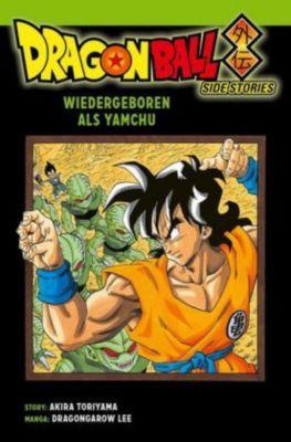 Dragon Ball Side Stories - Yamchu, Dragon Garow Lee, Akira Toriyama