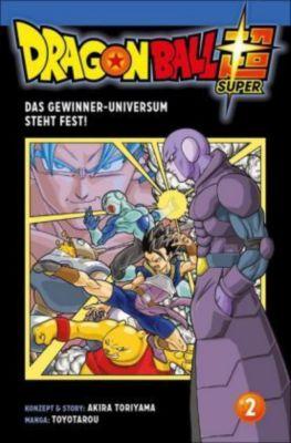 Dragon Ball Super - Das Gewinner-Universum steht fest!, Akira Toriyama, Toyotarou