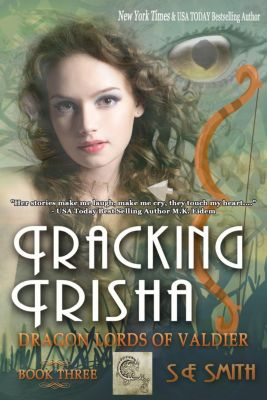 Dragon Lords of Valdier: Tracking Trisha (Dragon Lords of Valdier, #3), S.E. Smith