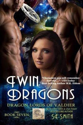 Dragon Lords of Valdier: Twin Dragons (Dragon Lords of Valdier, #7), S.E. Smith