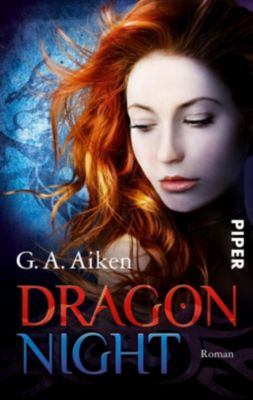 Dragon Night, G. A. Aiken