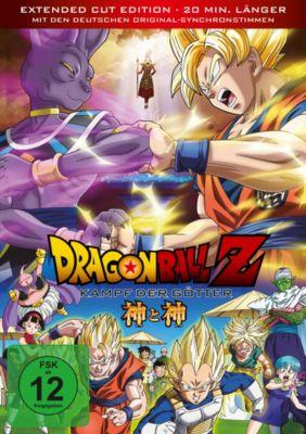 Dragonball Z: Kampf der Götter, Akira Toriyama