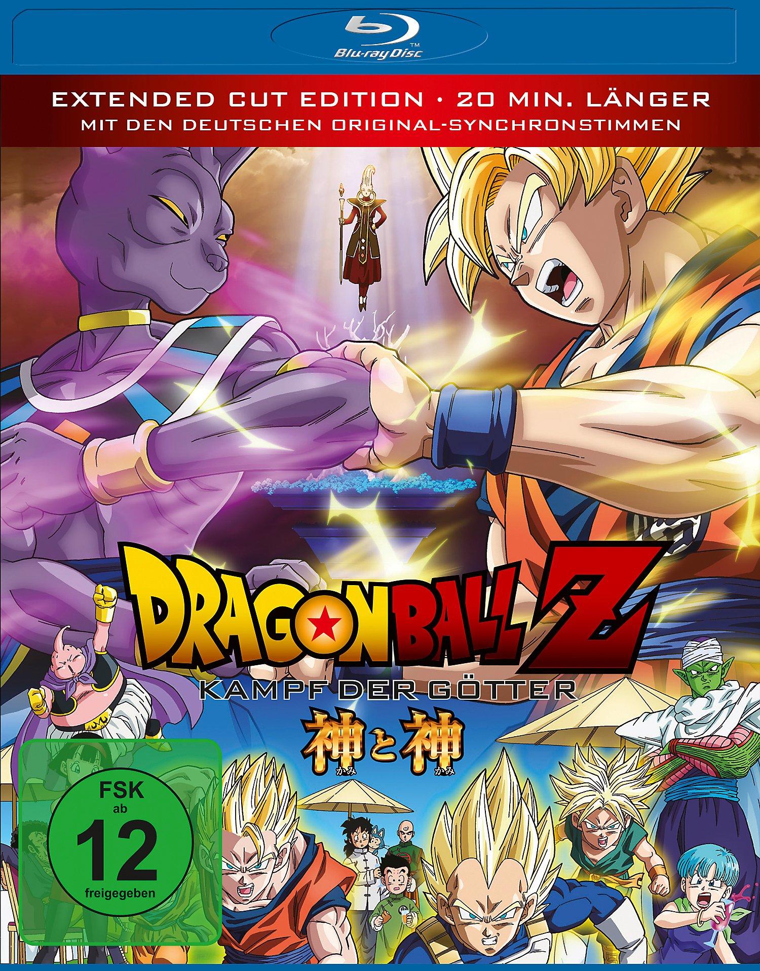 Dragonball Z Kampf Der Götter Download