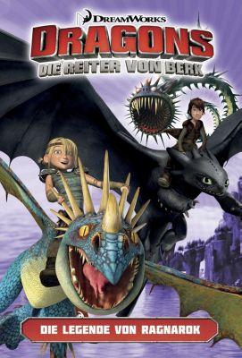 Dragons - die Reiter von Berk: Die Legende von Ragnarok