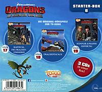 Dragons - Die Wächter von Berk - Starter-Box, 3 Audio-CD - Produktdetailbild 1