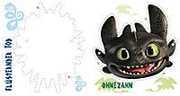 Dragons: Mein Maskenbuch - Produktdetailbild 1