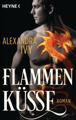 Dragons of Eternity: Flammenküsse, Alexandra Ivy