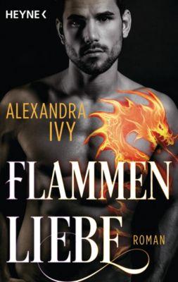 Dragons of Eternity: Flammenliebe, Alexandra Ivy