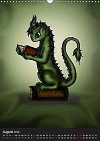 Dragons (Wall Calendar 2019 DIN A3 Portrait) - Produktdetailbild 8
