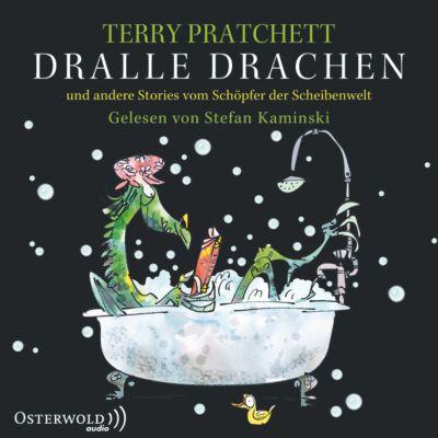 Dralle Drachen, 4 Audio-CDs, Terry Pratchett