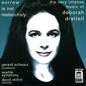 Drattell/Sorrow..Melancholy, D. Shifrin, Goff, Schwarz, Seso
