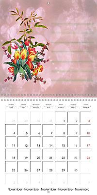 Drawings for notes (Wall Calendar 2019 300 × 300 mm Square) - Produktdetailbild 11