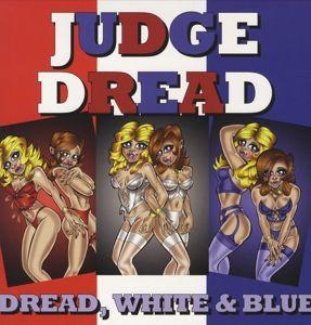 Dread,White And Blue (Vinyl), Judge Dread