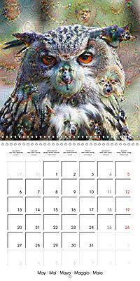 Dream Creatures (Wall Calendar 2019 300 × 300 mm Square) - Produktdetailbild 5