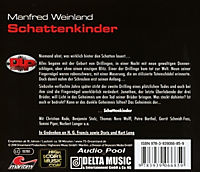 DreamLand-Grusel - Schattenkinder, 1 Audio-CD - Produktdetailbild 1
