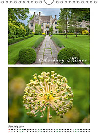 Dreamlike Gardens in Southern England (Wall Calendar 2019 DIN A4 Portrait) - Produktdetailbild 1