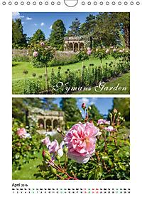 Dreamlike Gardens in Southern England (Wall Calendar 2019 DIN A4 Portrait) - Produktdetailbild 4