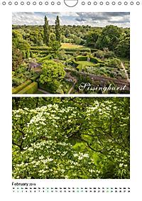 Dreamlike Gardens in Southern England (Wall Calendar 2019 DIN A4 Portrait) - Produktdetailbild 2