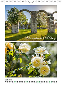 Dreamlike Gardens in Southern England (Wall Calendar 2019 DIN A4 Portrait) - Produktdetailbild 7