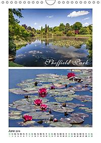 Dreamlike Gardens in Southern England (Wall Calendar 2019 DIN A4 Portrait) - Produktdetailbild 6
