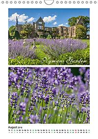 Dreamlike Gardens in Southern England (Wall Calendar 2019 DIN A4 Portrait) - Produktdetailbild 8