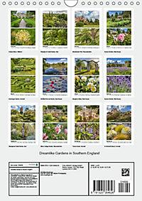 Dreamlike Gardens in Southern England (Wall Calendar 2019 DIN A4 Portrait) - Produktdetailbild 13