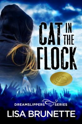 Dreamslippers: Cat in the Flock, Lisa Brunette