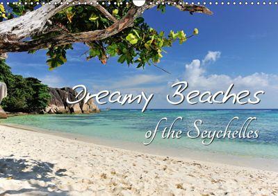 Dreamy Beaches of the Seychelles (Wall Calendar 2019 DIN A3 Landscape), Jürgen Feuerer