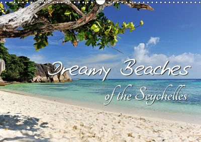 Dreamy Beaches of the Seychelles (Wall Calendar 2019 DIN A3 Landscape), Jürgen Feuerer