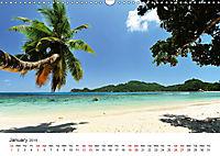 Dreamy Beaches of the Seychelles (Wall Calendar 2019 DIN A3 Landscape) - Produktdetailbild 1