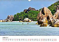 Dreamy Beaches of the Seychelles (Wall Calendar 2019 DIN A3 Landscape) - Produktdetailbild 6