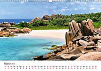 Dreamy Beaches of the Seychelles (Wall Calendar 2019 DIN A3 Landscape) - Produktdetailbild 3