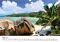 Dreamy Beaches of the Seychelles (Wall Calendar 2019 DIN A3 Landscape) - Produktdetailbild 5